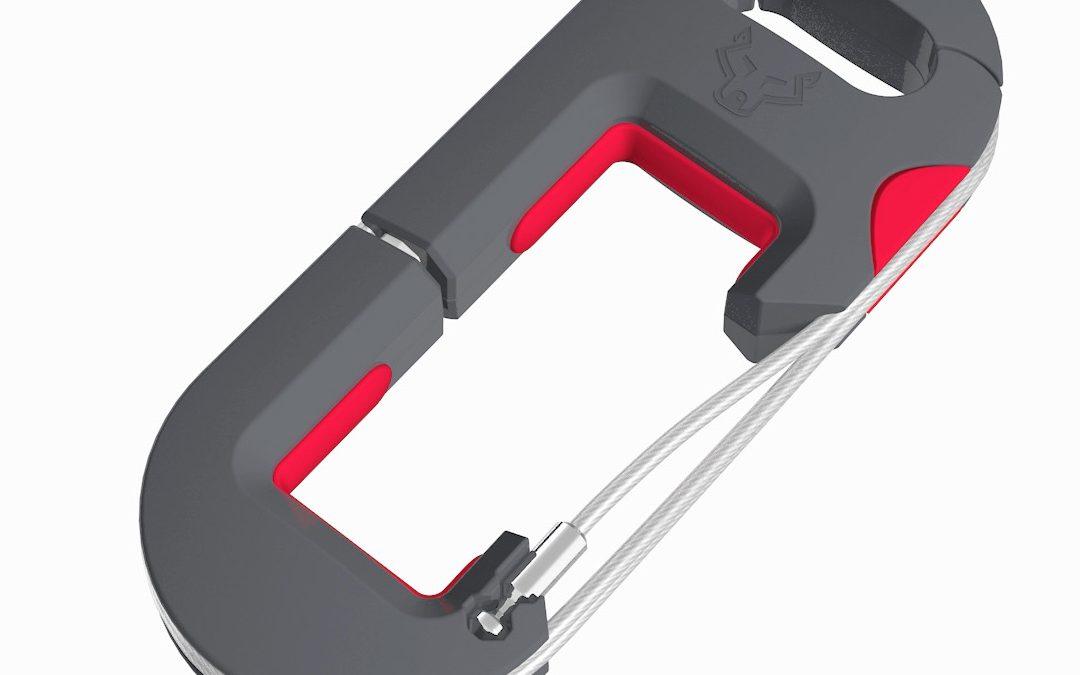 Ski Locking Device